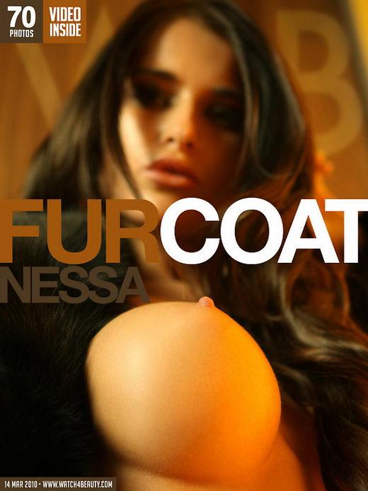 Nessa - `Fur Coat` - by Mark for WATCH4BEAUTY
