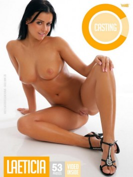 Laeticia  from WATCH4BEAUTY