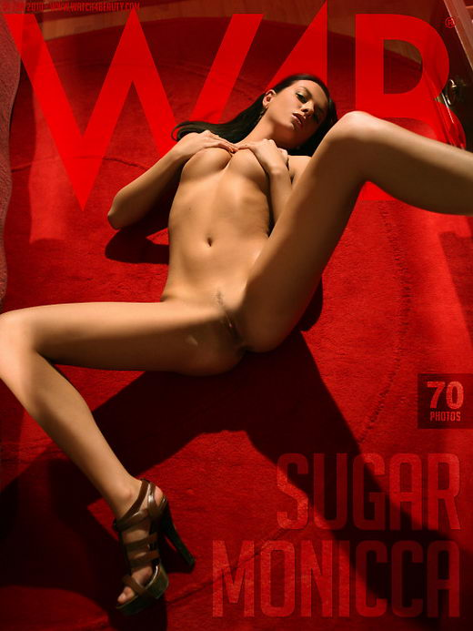 Monicca - `Sugar` - by Mark for WATCH4BEAUTY