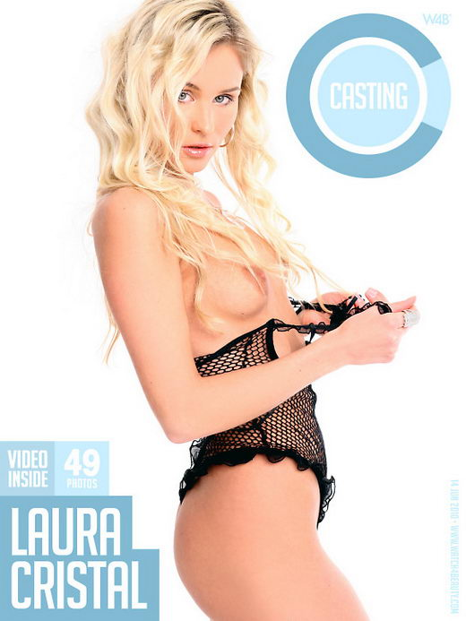 Laura Cristal - `Casting Laura Cristal` - by Mark for WATCH4BEAUTY