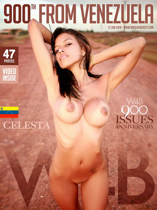 Celeste - `900Th From Venezuela` - by Mark for WATCH4BEAUTY