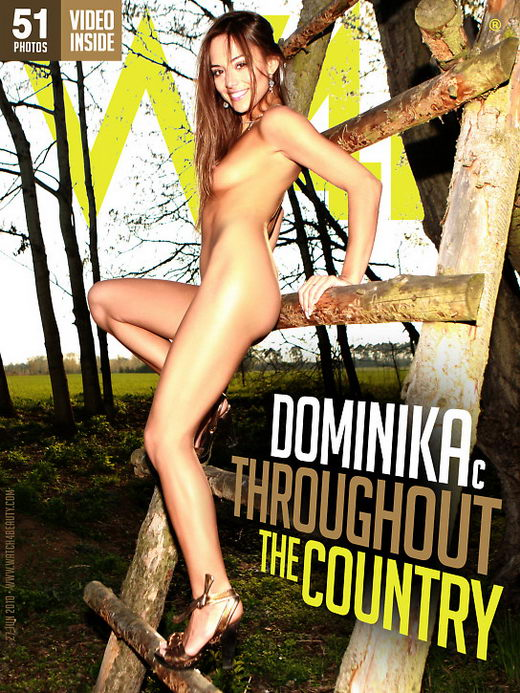 Dominika C - `Throughout The Country` - by Mark for WATCH4BEAUTY