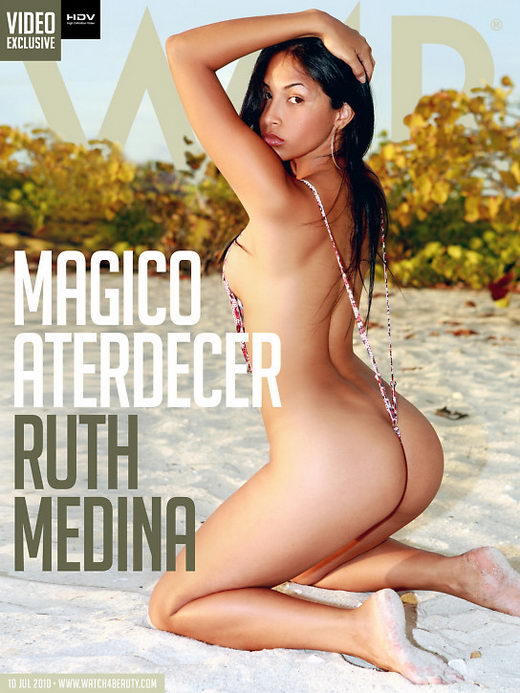 Ruth Medina - `Magico Aterdecer` - by Mark for WATCH4BEAUTY