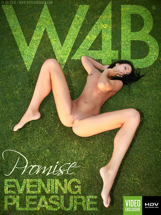 Promise - `Evening Pleasure` - by Mark for WATCH4BEAUTY