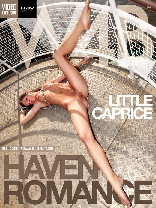 Little Caprice - `Haven Romance` - by Mark for WATCH4BEAUTY