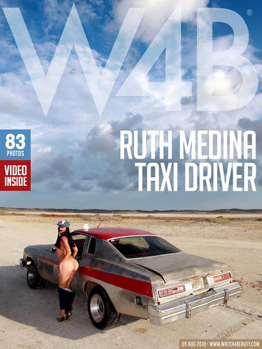 Ruth Medina - `Taxi Driver` - by Mark for WATCH4BEAUTY