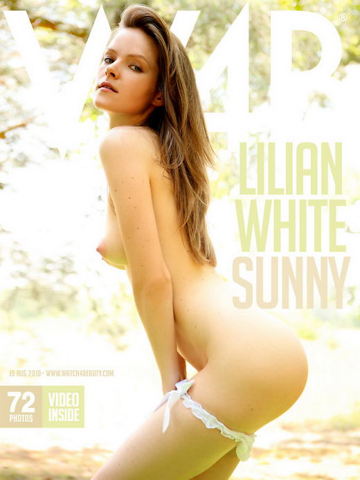 Lilian White - `Sunny` - by Mark for WATCH4BEAUTY