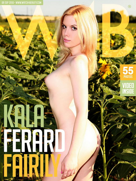 Kala Ferard - `Fairily` - by Mark for WATCH4BEAUTY