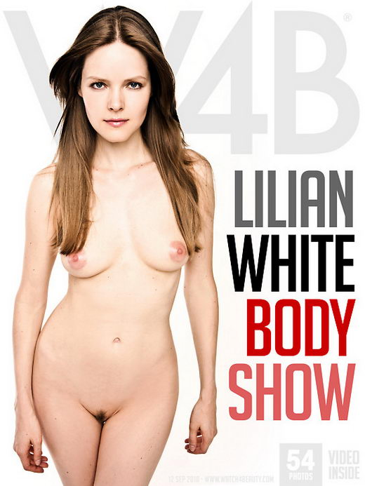 Lilian White - `Body Show` - by Mark for WATCH4BEAUTY