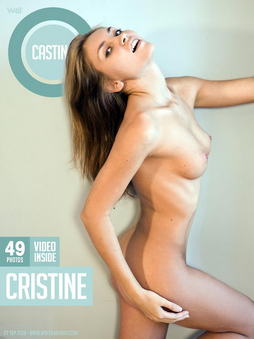 Cristine - `Casting Cristine` - by Mark for WATCH4BEAUTY