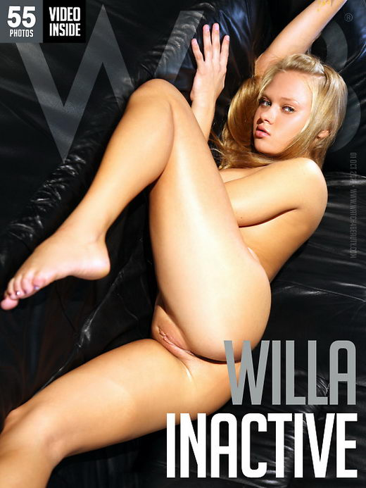 Willa - `Inactive` - by Mark for WATCH4BEAUTY