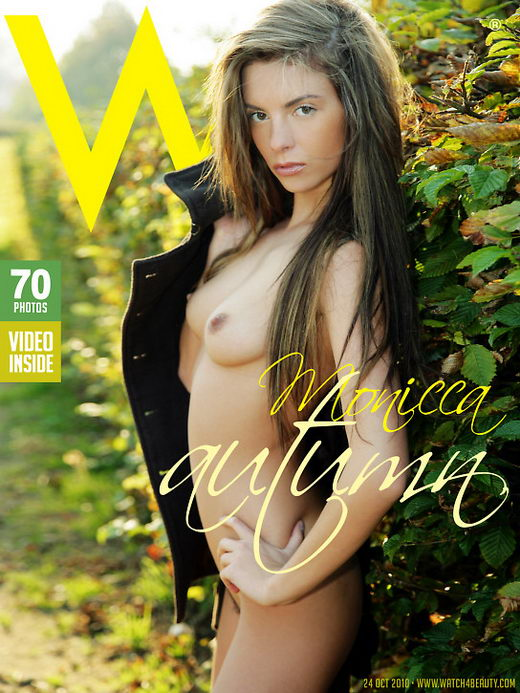 Monicca - `Autumn` - by Mark for WATCH4BEAUTY