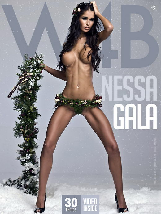 Nessa - `Gala` - by Mark for WATCH4BEAUTY
