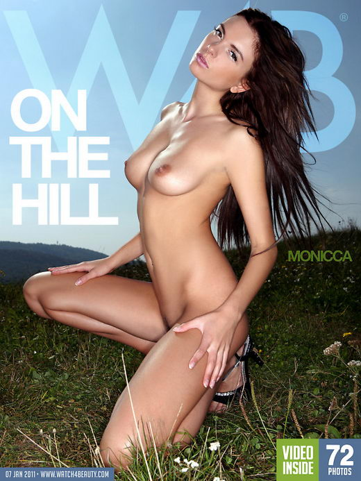 Monicca - `On The Hill` - by Mark for WATCH4BEAUTY