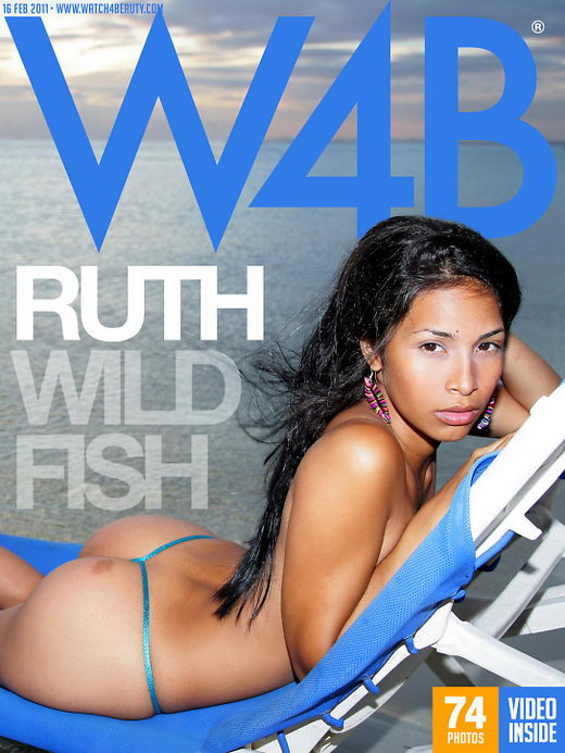 Ruth Medina - `Wild Fish` - by Mark for WATCH4BEAUTY
