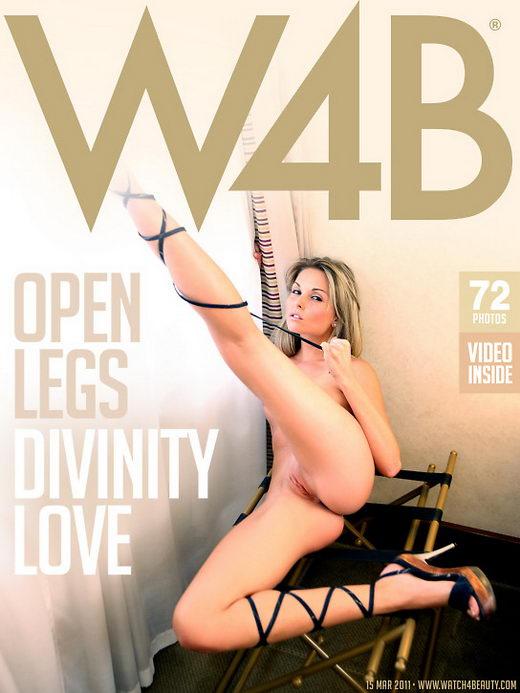 Divinity Love - `Open Legs` - by Mark for WATCH4BEAUTY