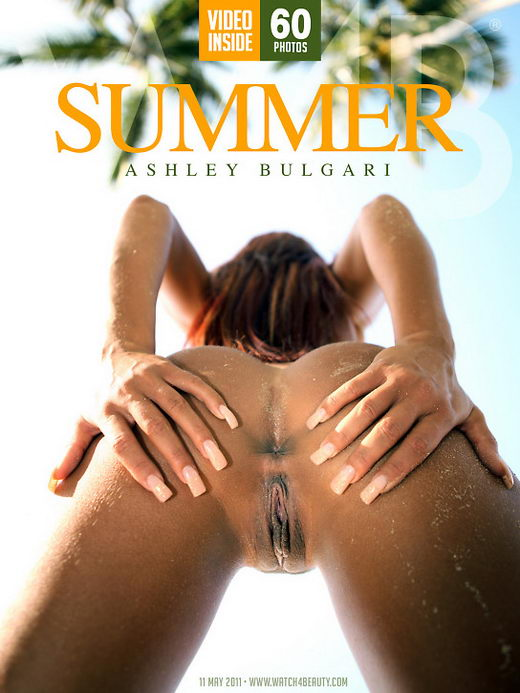 Ashley Bulgari - `Summer` - by Mark for WATCH4BEAUTY