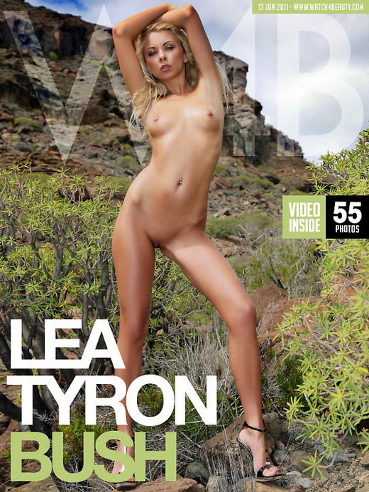 Lea Tyron - `Bush` - by Mark for WATCH4BEAUTY