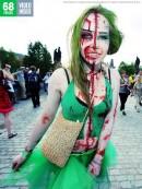 W4B Magazine - Zombie Walk 2011