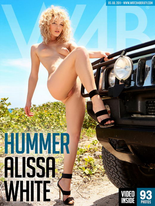Alissa White - `Hummer` - by Mark for WATCH4BEAUTY