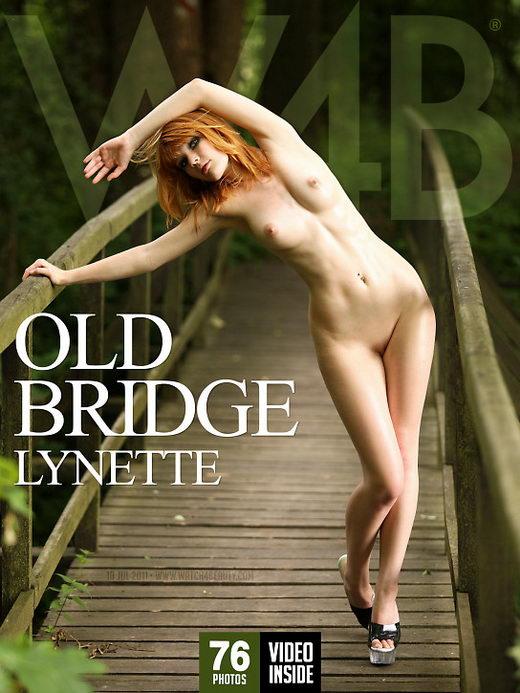 Lynette - `Old Bridge` - by Mark for WATCH4BEAUTY