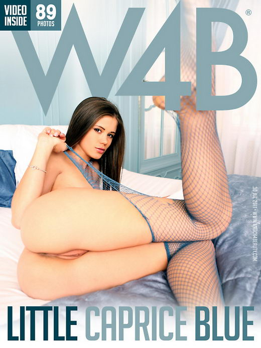 Little Caprice - `Blue` - by Mark for WATCH4BEAUTY