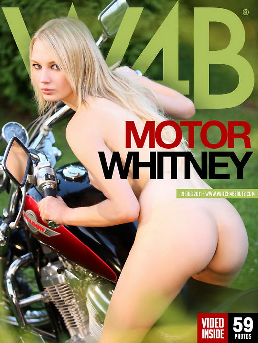 Whitney - `Motor` - by Mark for WATCH4BEAUTY