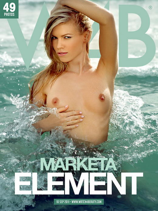 Marketa Belonoha - `Element` - by Mark for WATCH4BEAUTY