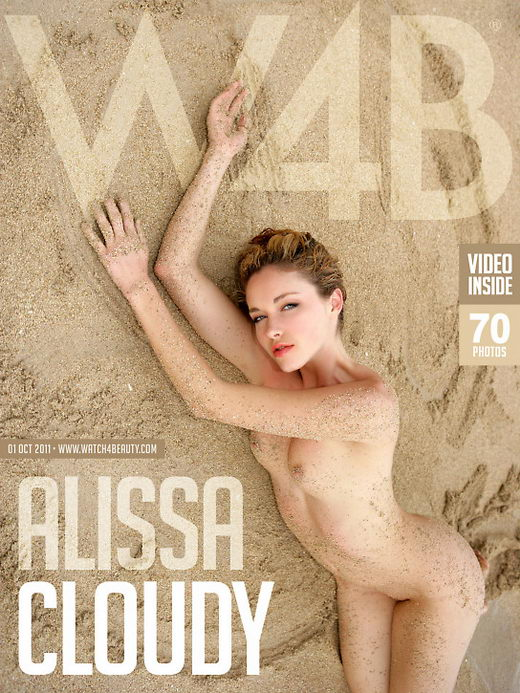 Alissa White - `Cloudy` - by Mark for WATCH4BEAUTY