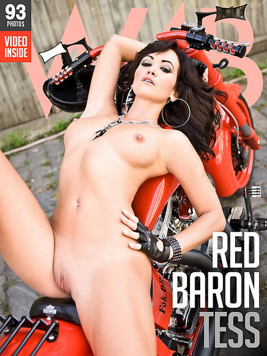 Tess - `Red Baron` - by Mark for WATCH4BEAUTY