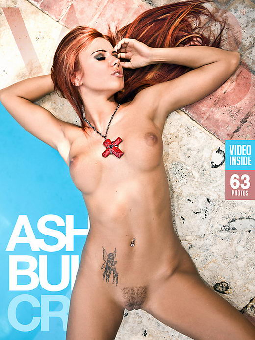 Ashley Bulgari - `Cross` - by Mark for WATCH4BEAUTY