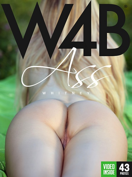 Whitney - `Ass` - by Mark for WATCH4BEAUTY