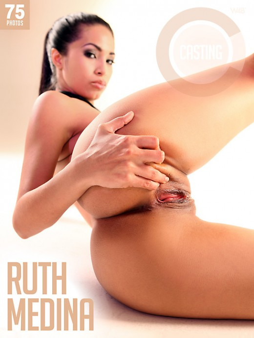 Ruth Medina - `Casting Ruth Medina` - by Mark for WATCH4BEAUTY