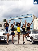 W4B Magazine - Cuban Girls,American Cars