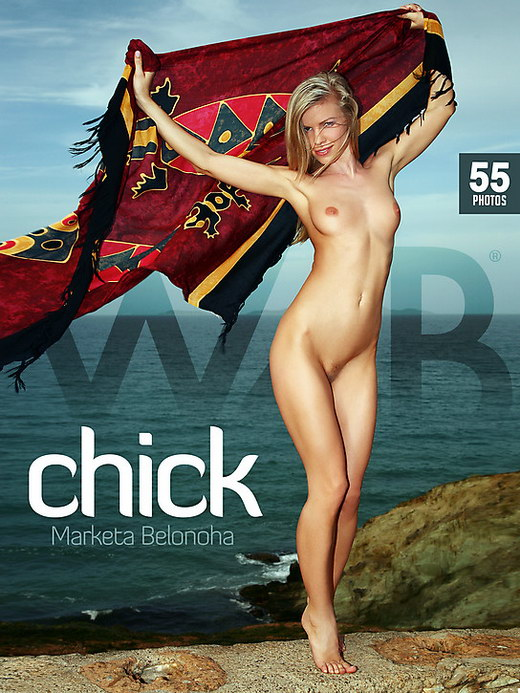 Marketa Belonoha - `Chick` - by Mark for WATCH4BEAUTY