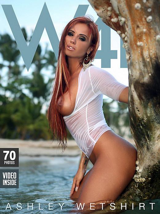 Ashley Bulgari - `Wet Tshirt` - by Mark for WATCH4BEAUTY