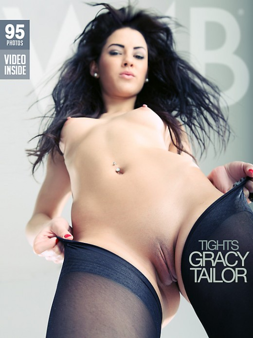 Gracy Taylor - `Tights` - by Mark for WATCH4BEAUTY