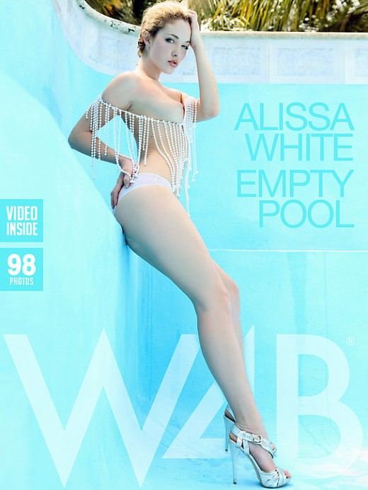 Alissa White - `Empty Pool` - by Mark for WATCH4BEAUTY
