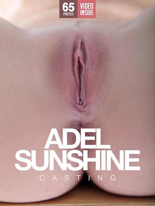 Adel Sunshine - `Casting Adel Sunshine` - by Mark for WATCH4BEAUTY