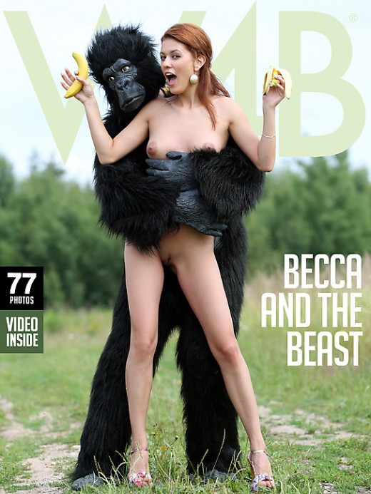 Becca - `Becca And The Beast` - by Mark for WATCH4BEAUTY