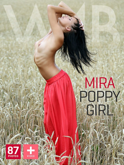 Mira - `Poppy Girl` - by Mark for WATCH4BEAUTY