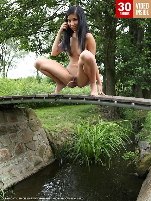 Nika - `W4B Magazine - A Bridge Too Far` - by Mark for WATCH4BEAUTY