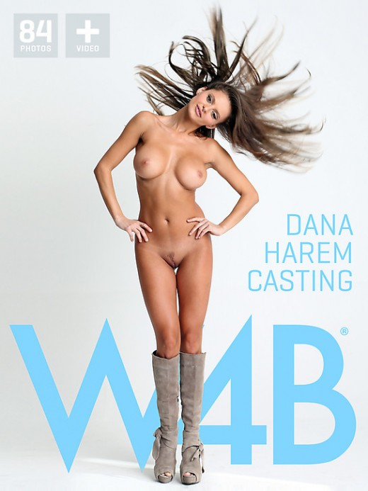 Dana Harem - `Casting Dana Harem` - by Mark for WATCH4BEAUTY