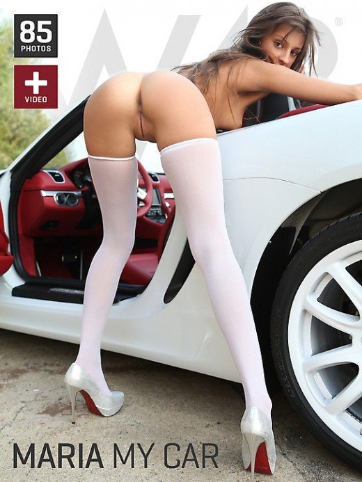 Maria - `My Car` - by Mark for WATCH4BEAUTY