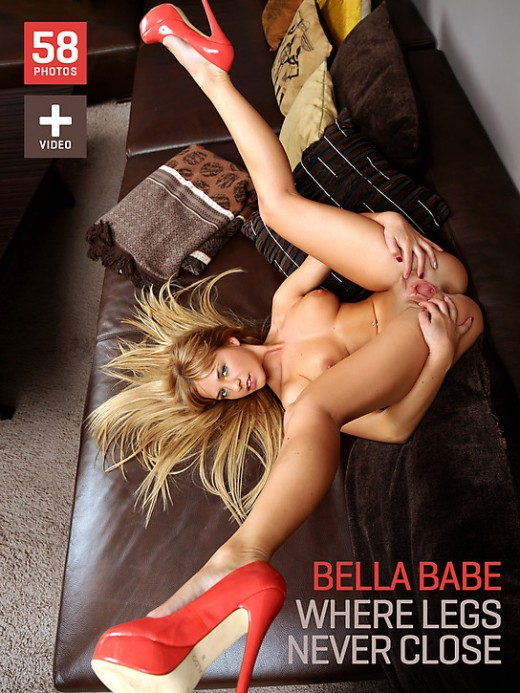 Bella Babe - `Where Legs Never Close` - by Mark for WATCH4BEAUTY