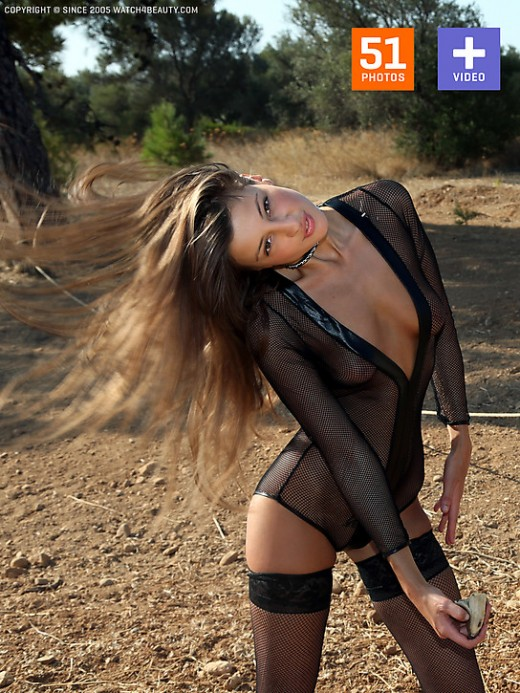 Maria - `W4B Magazine - Donkey` - by Mark for WATCH4BEAUTY