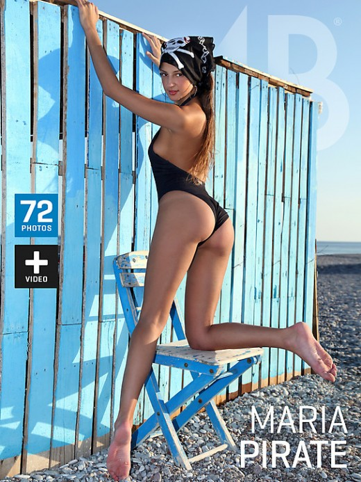 Maria - `Pirate` - by Mark for WATCH4BEAUTY