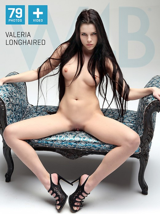 Valeria - `Longhaired` - by Mark for WATCH4BEAUTY