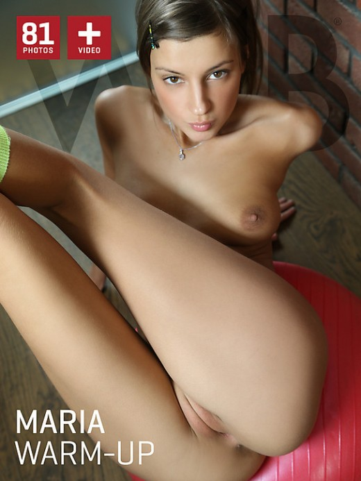 Maria - `Warm Up` - by Mark for WATCH4BEAUTY
