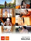 One Day With Malena video from WATCH4BEAUTY by Mark